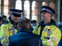 Chichester Policemen